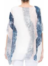 Printed Chiffon Layer Top Multi - Gallery Image 3