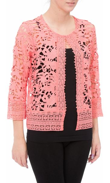 Anna Rose Lace Cover Up