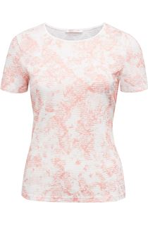 Anna Rose Textured Shimmer Top