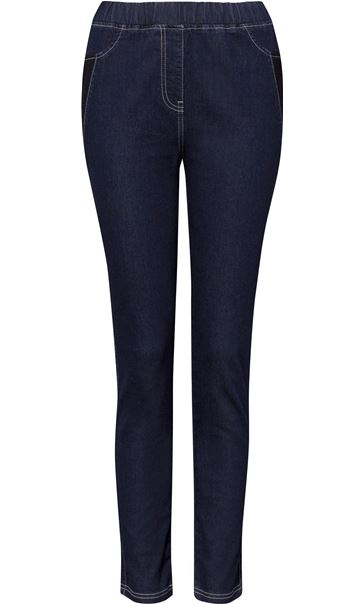 Jeggings Denim Blue
