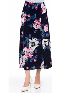 Anna Rose Panelled Jersey Skirt