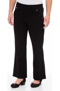 Anna Rose Slim Boot Leg Trousers