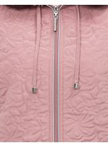 Anna Rose Quilted Gilet Rose - Gallery Image 4