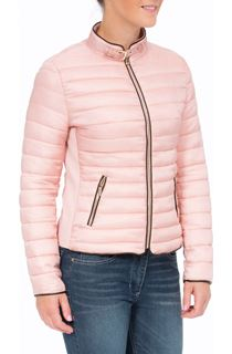 Short Quilted Jacket