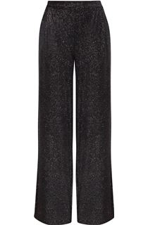 Anna Rose Wide Leg Glitter Trousers