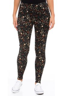 Floral Printed Leggings