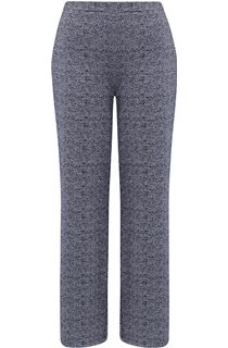 Pull On Stretch Trousers - Midnight