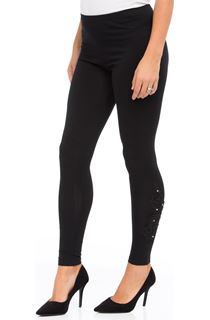 Embellished Full Length Leggings