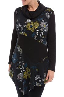 Floral Print Tunic