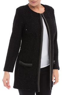 Shimmer Long Sleeve Jacket