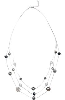 Thin Chain Multi Layer Necklace