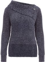 Long Sleeve Chenille Knit Top
