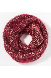 Chunky Snood - Red