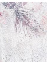 Anna Rose Lace Layered Top Pink Multi - Gallery Image 4