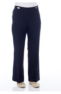 Anna Rose Everyday 29 Inch  Trousers - Navy
