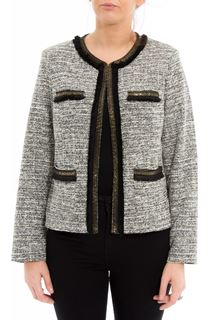 Embellished Long Sleeve jacket