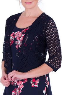 Anna Rose Crochet Cover Up