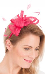 Sinamay Headband Fascinator