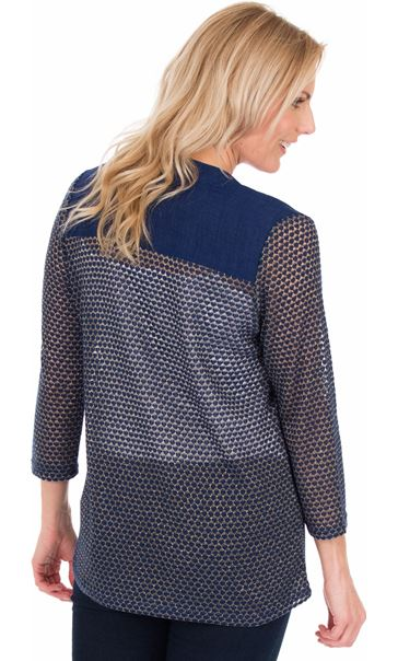 Lightweight Knitted open Cover Up