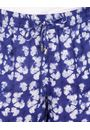 Printed Pull On Shorts French Blue/White - Gallery Image 3