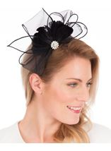 Orangza Embellished Headband Fascinator