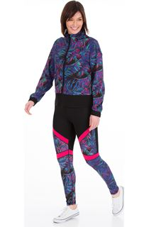 Printed Full Length Gym Leggings