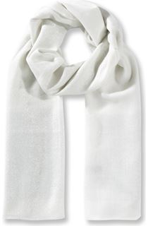 Shimmer Edged Lightweight Scarf