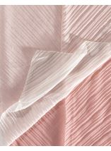 Anna Rose Colour Block Textured Lightweight Scarf Pink - Gallery Image 2