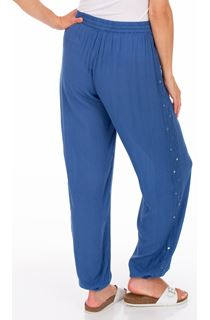 Elasticated Cuff Pull On Trousers