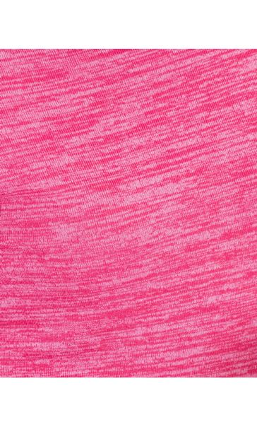 Embellished Lightweight Knit Top Fuschia Marl - Gallery Image 3