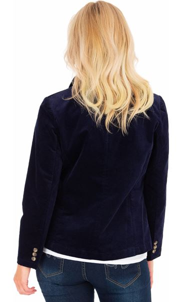 Button Cord Jacket