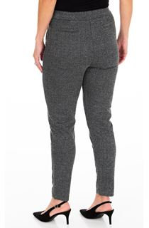 Pull On Tapered Trousers