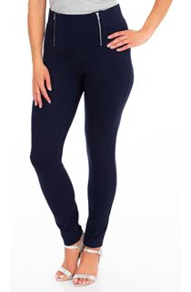 Pull On Ponte Trousers