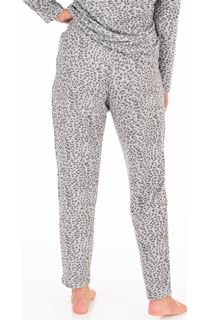 Animal Print Pyjama Bottoms