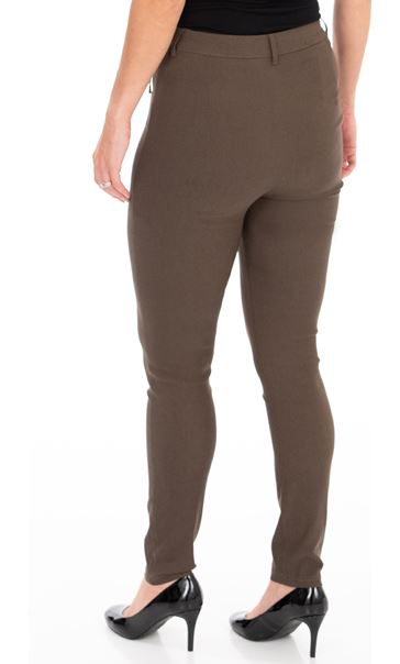 Slim Leg Stretch Trousers
