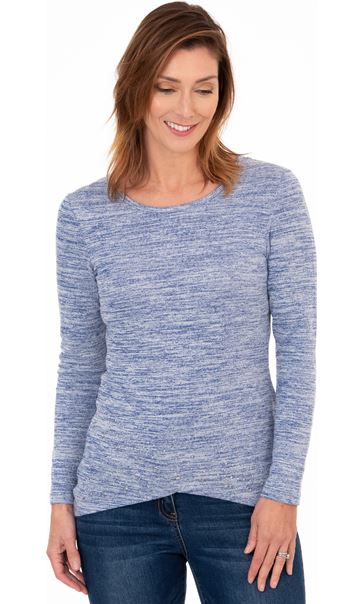Long Sleeve Lightweight Knit Top