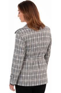 Smart Checked Jacket