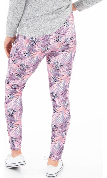Printed Leisurewear Leggings