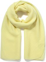 Lightweight Pleated Scarf