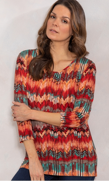 Loose Fit Tunic