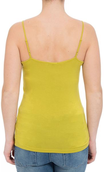 Camisole Top Lime - Gallery Image 3