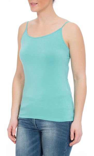 Camisole Top Caribbean - Gallery Image 2