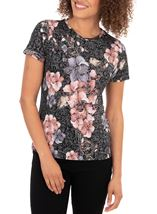 Anna Rose Printed Top