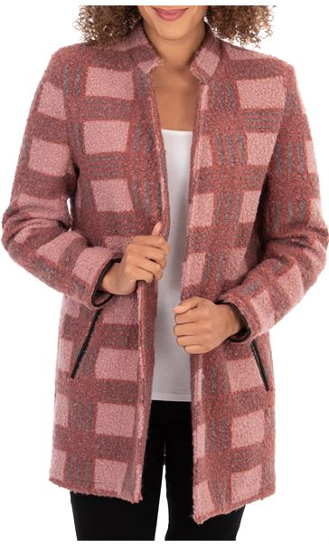 Anna Rose Jacket Soft Pink - Gallery Image 1