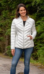 Quilted Short Jacket