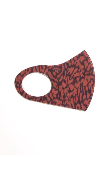 Animal Print Face Covering Various - Gallery Image 2