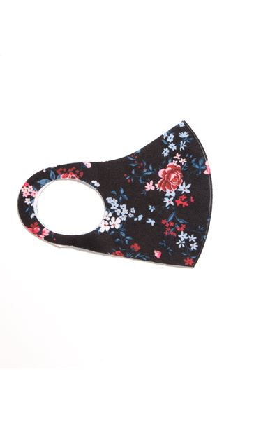 Floral Face Covering - Multi