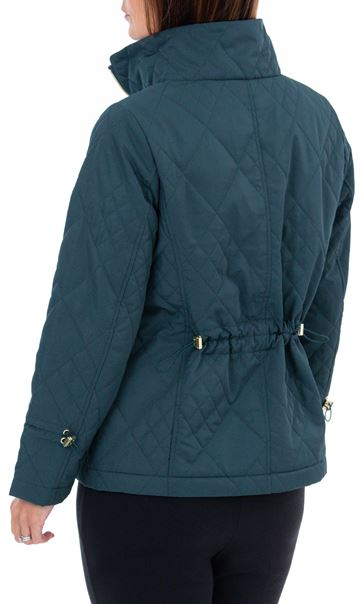Anna Rose Smart Quilted Coat
