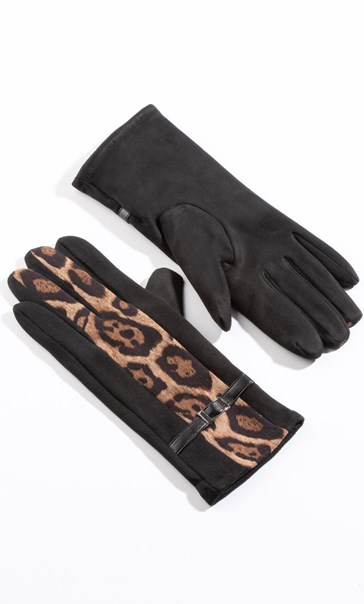 Soft Touch Suedette Gloves