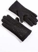 Wool Sparkle Gloves